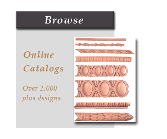 Browse Catalogs For Appliques And Onlays For Furniture